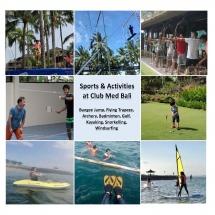 Sports & Activities at Club Med Bali 2017